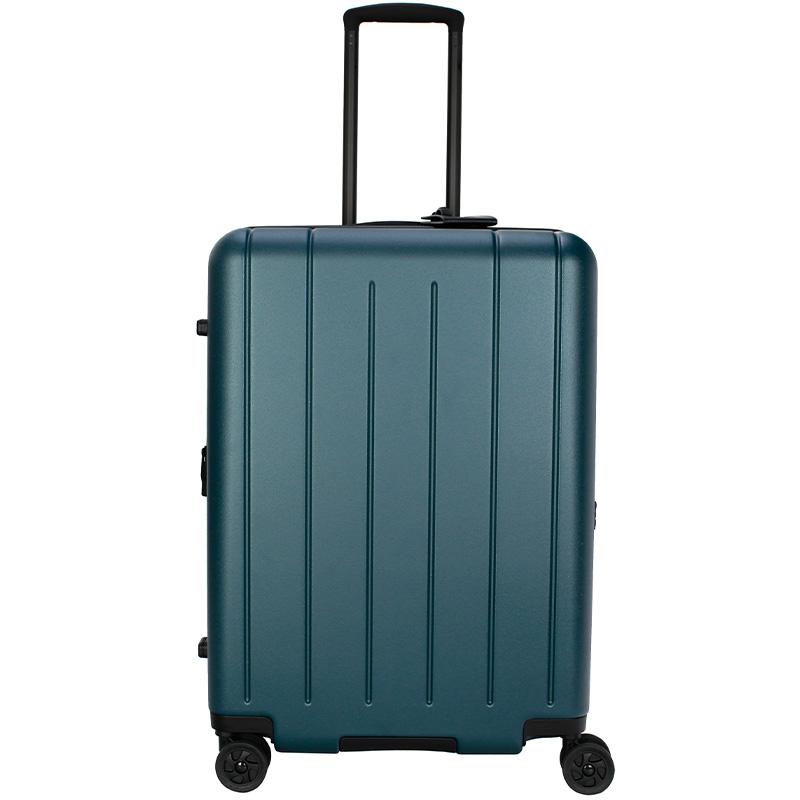 Trips潮流美国进口万向轮墨绿色拉杆箱