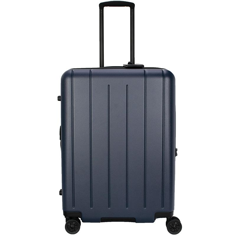 Trips潮流美国进口万向轮深蓝色拉杆箱