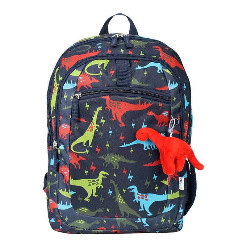 儿童卡通双肩背包恐龙