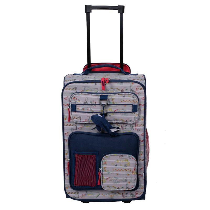 CRCKT 可爱飞机印刷拉杆箱儿童旅行箱