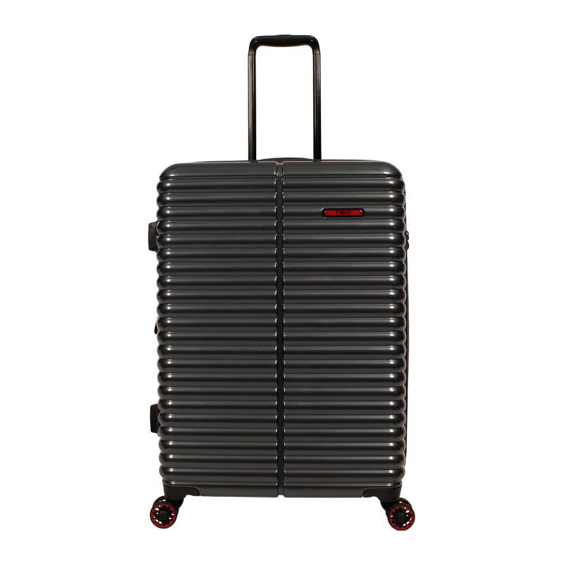 REVO PIPELINE款 万向轮TSA密码锁拉杆箱旅行箱行李箱轻盈 芥末绿